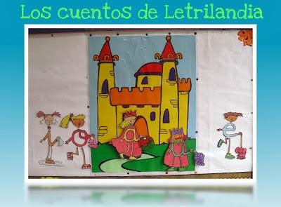LOS CUENTOS DE LETRILANDIA