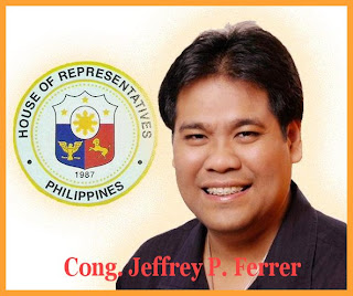Congressman Jeffrey P. Ferrer