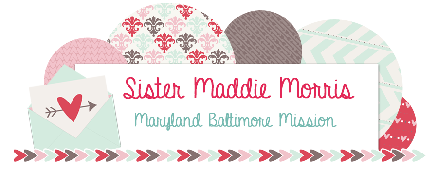[{Maddie in Maryland}]
