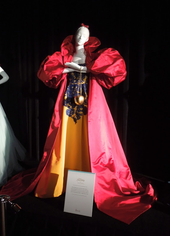 Harrods Once Upon Dream Disney Snow White gown