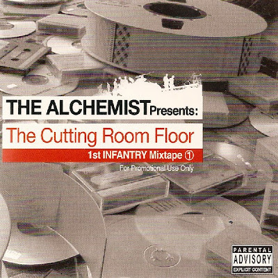 Various Artists (The Alchemist) - The Cutting Room Floor Pt 1 Cover