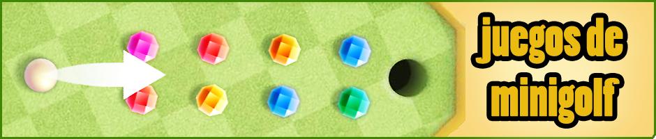 juegos de minigolf
