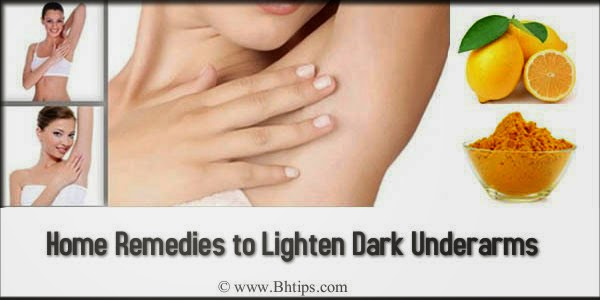 12 Natural Tips To Lighten Dark Underarms(Armpits)