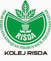 Jawatan Kerja Kosong Kolej RISDA logo www.ohjob.info oktober 2014