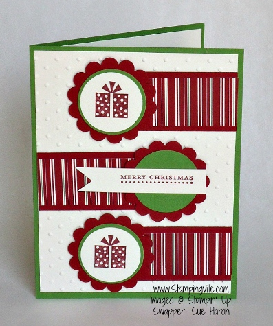 Jolly Bingo Bits Stamp Set by Stampin' Up!
