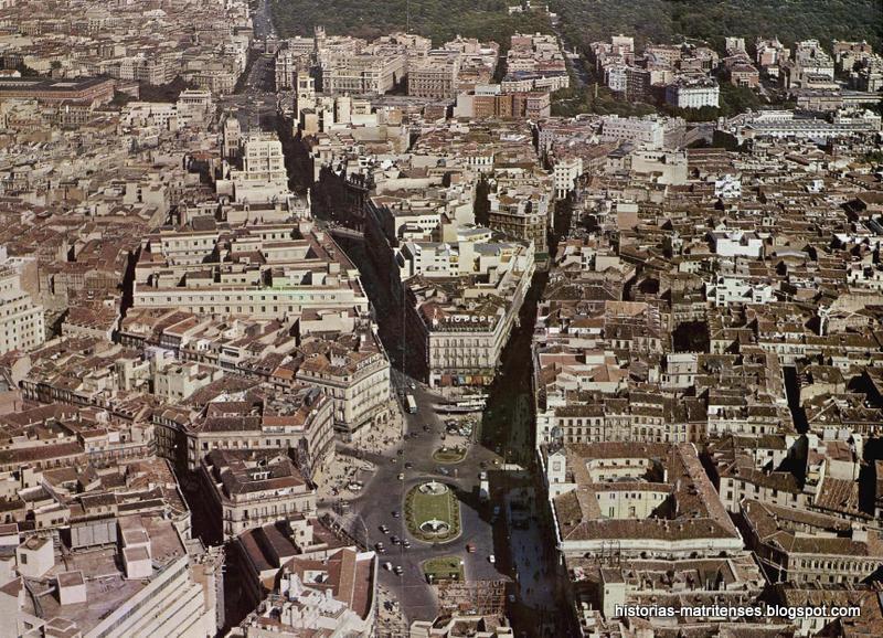 Historias matritenses el luminoso de t o pepe y otros for Puerta del sol 3