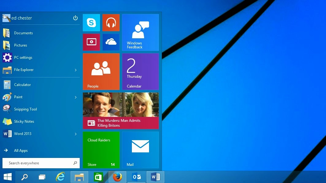 Review Windows 10 - Generasi Terbaru Sistem Operasi Windows