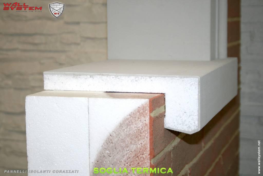 Davanzale termico prolunga soglia isolare con la soglia termica - Isolare le finestre ...