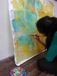 NOICHI CANDIA- Conocé mi blog de Artes Visuales y Textiles