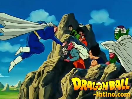 Dragon Ball Z capitulo 221
