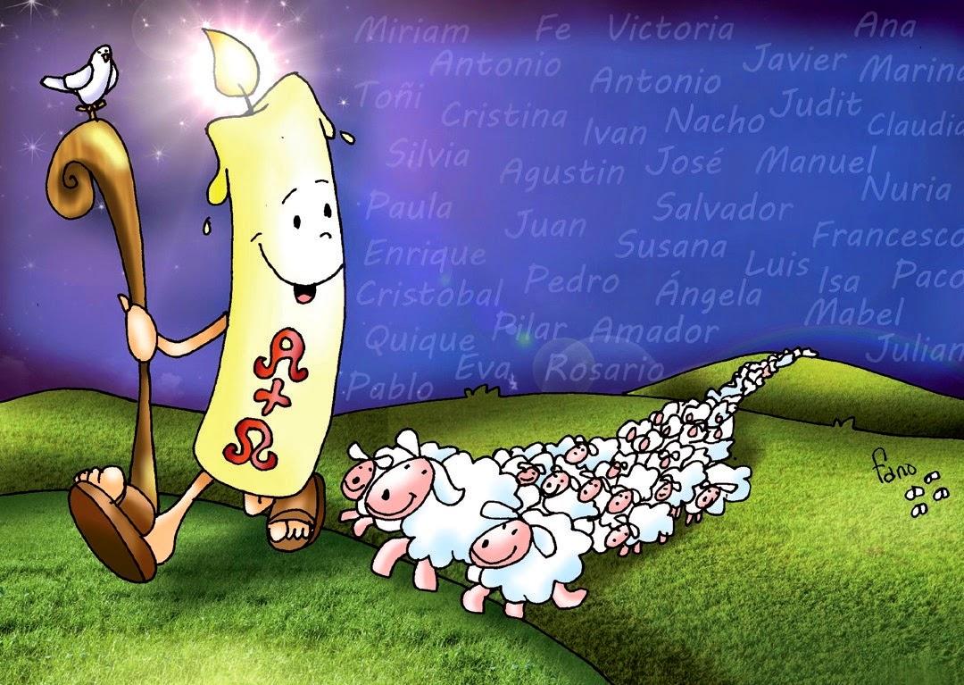 La Catequesis (El blog de Sandra): Nuevo dibujo para colorear de ...