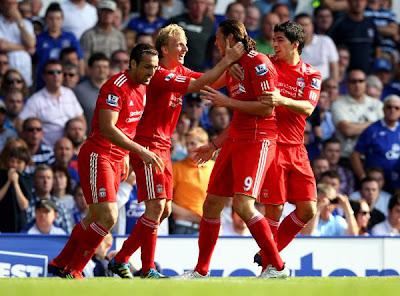 Everton FC 0 - 2 Liverpool FC (1)