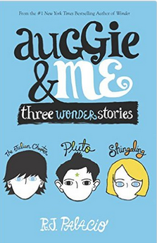 http://www.amazon.com/Auggie-Me-Three-Wonder-Stories/dp/1101934859/ref=sr_1_1?s=books&ie=UTF8&qid=1436419519&sr=1-1&keywords=auggie+and+me+by+r.j.+palacio