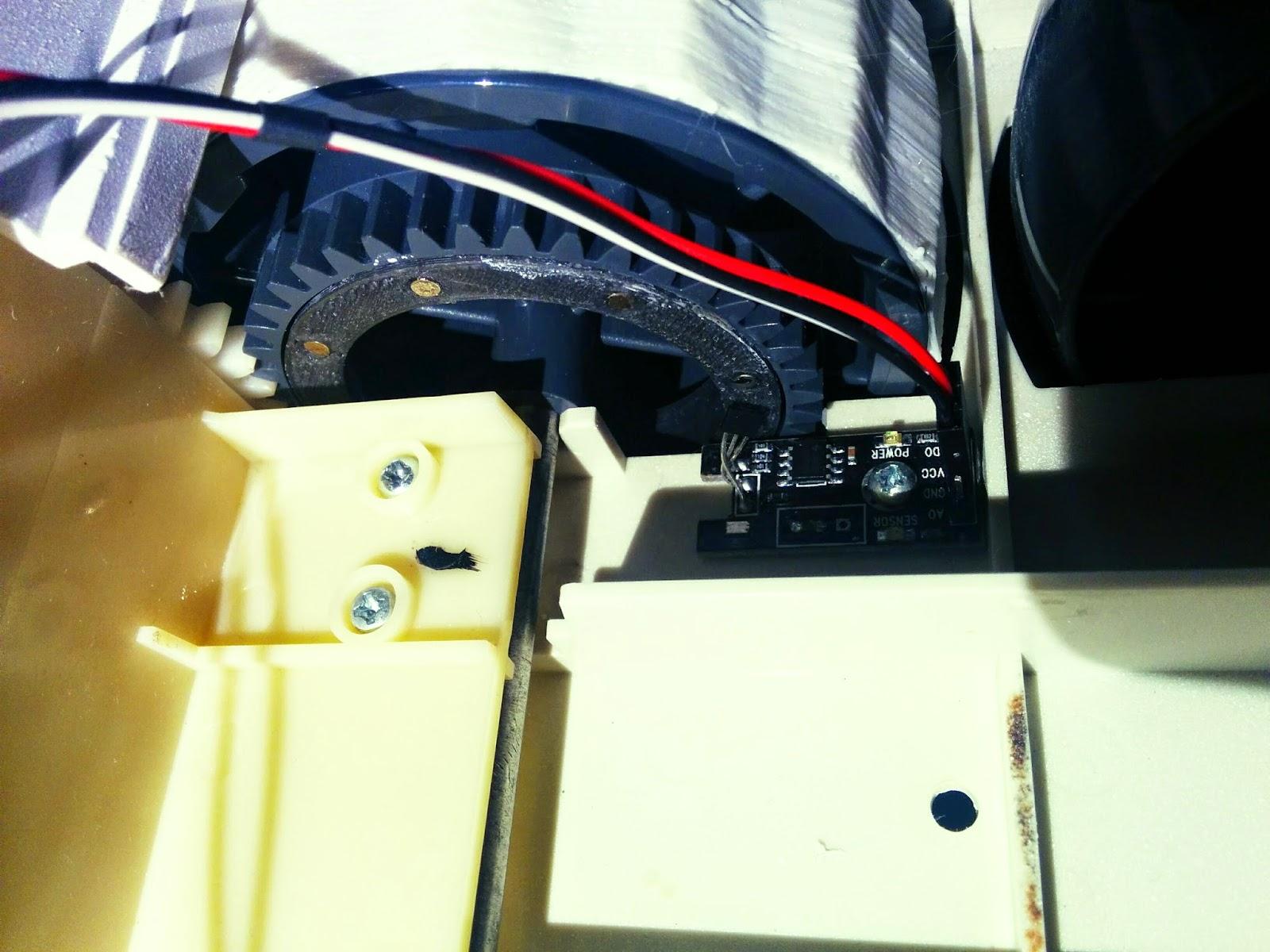 Blue Smoke Robot 2015 Servo Wiring Diagram Http Wwwezrobotcom Community Forum Posts Magnetic Wheel Encoder 8 Steps At 45 Degree Increments