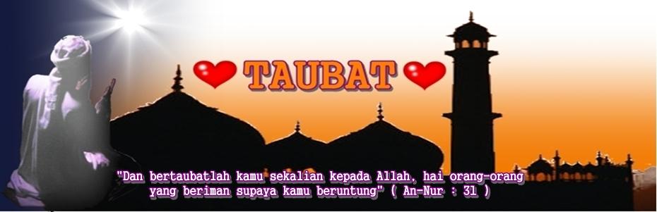 ♥ TAUBAT ♥