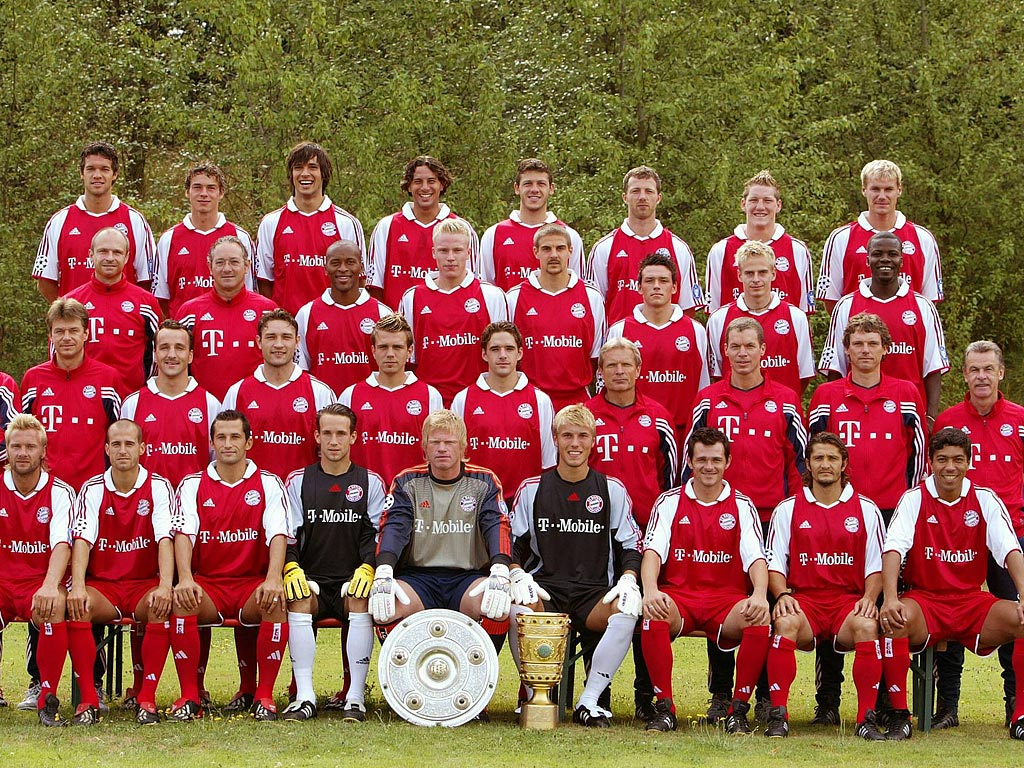 Pemain Bayern Muenchen