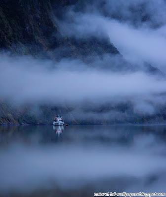 Beautiful Watery Scene