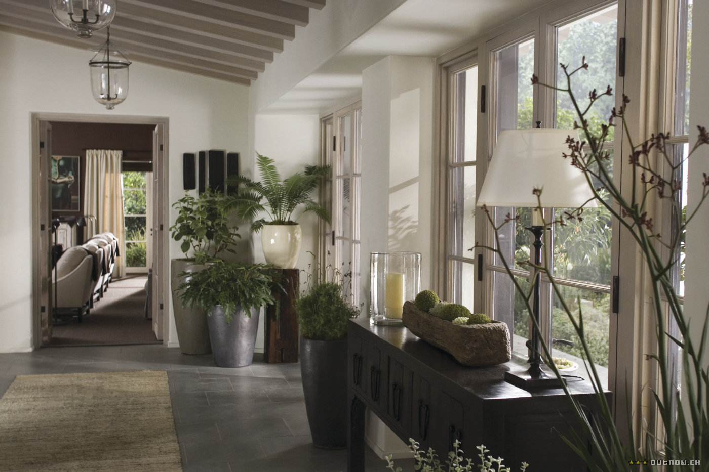 Seaseight design blog tv interior design the holiday for L interieur movie