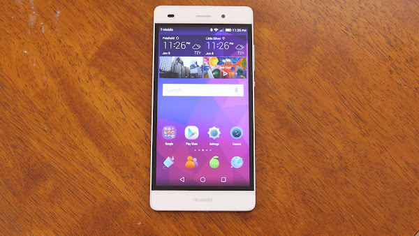 Huawei P8 Lite - Video Review
