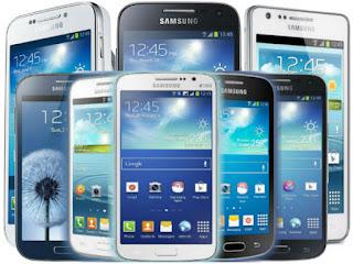 daftar haga smartphone samsung terbaru