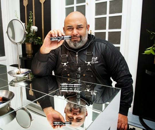 Lewis Amarante, Maquillador de Max Factor