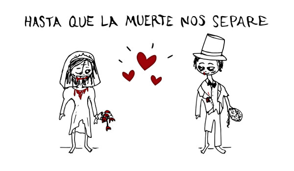 San Valentin, Walking Dead Zombies