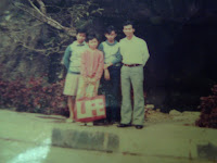 Family holiday - Genting Highland 1987