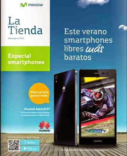 catalogo movistar julio agosto 2014