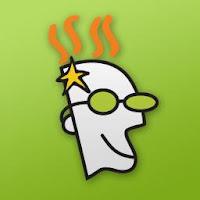 logo perusahaan webhosting godaddy