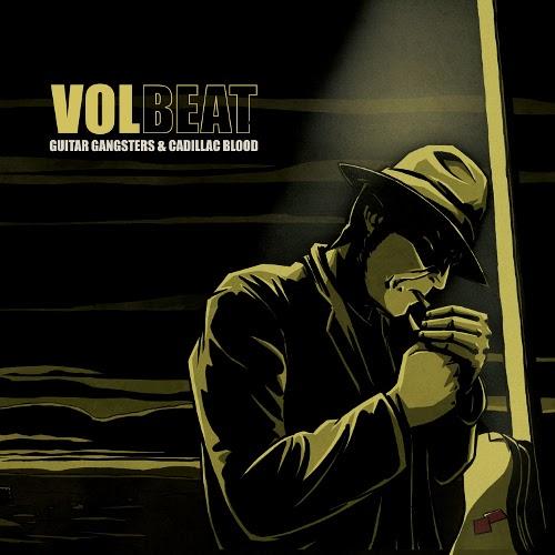 Heavy Metal Spotlight 325 Volbeat Guitar Gangsters