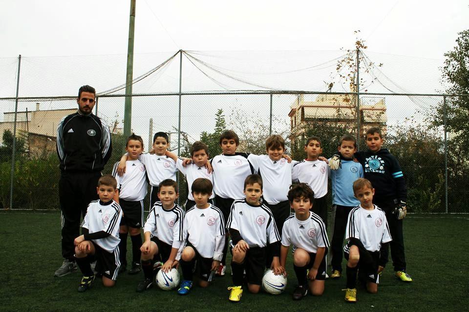 Μπόμπιρες!! Pro-Junior 2013-14