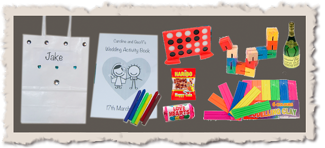 Wedding Gifts For Child : ... are ? 5 per child or ? 2 50 per child for just the book and pens