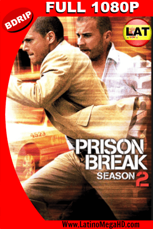 Prison Break Temporada 2 (2006) Latino Full HD BDRIP 1080p ()