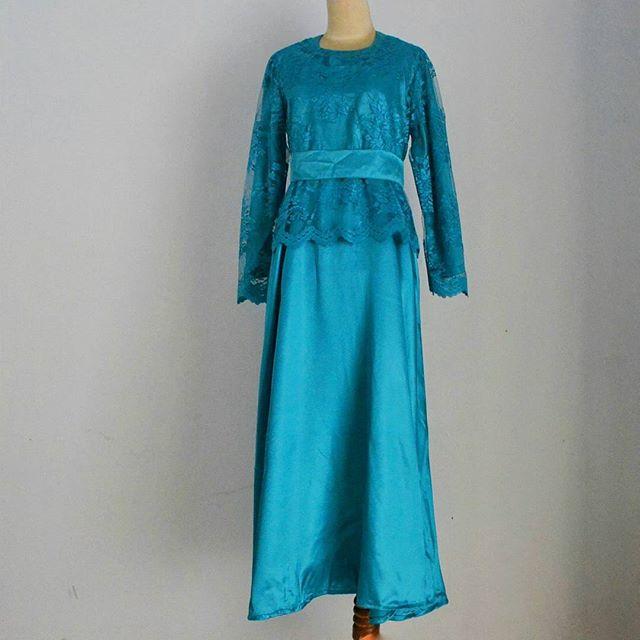 Model Gaun Pesta Muslimah Yang Elegan Dan Anggun
