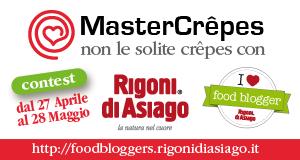 MasterCrepes Rigoni di Asiago