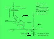 Denah Lokasi Pondok Rizki