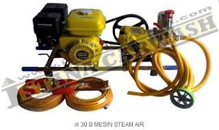 Power spray untuk cuci sepeda motor - sumber gambar istanacarwash.com