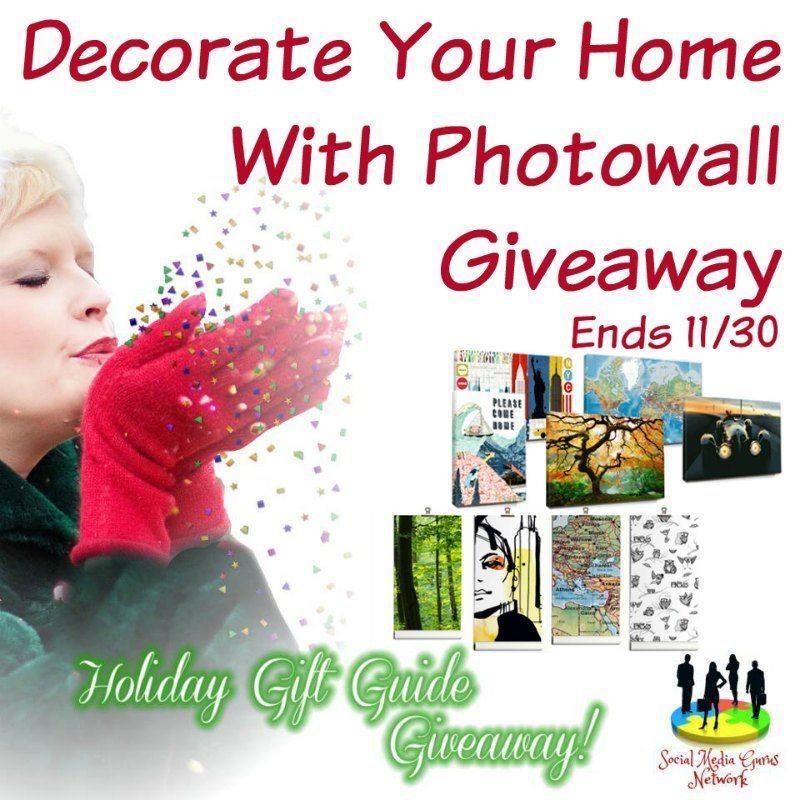 Photowall Giveaway