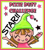 I won a challenge at Pixie Dust Studios!