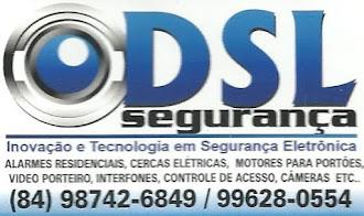 DSL Segurança Eletrônica