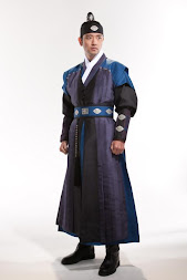 Bae Soo Bin As Cha Cheon Soo (Main Character In Dong Yi Jewel In The Crown)