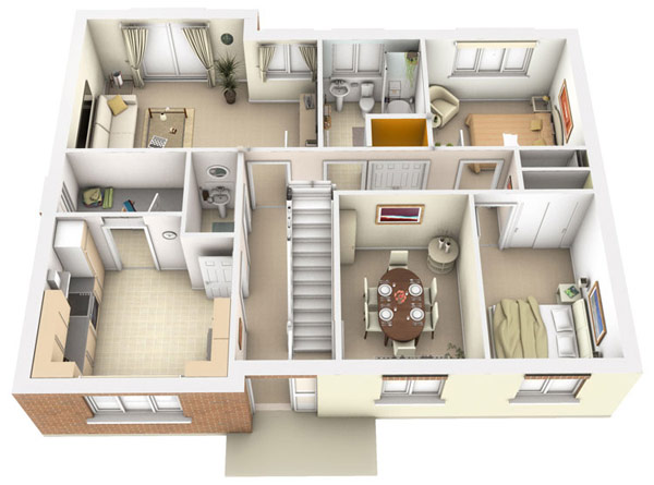 Architectural Rendering6