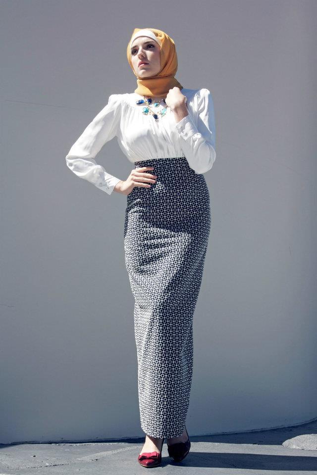 Хиджабы юбки красивые