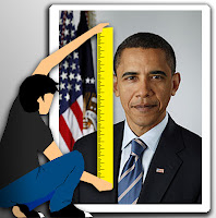 What is Barack Obama Height?