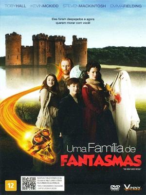 Filme Poster Uma Família de Fantasmas DVDRip XviD Dual Audio & RMVB Dublado