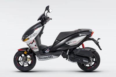2012 Benelli X150