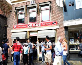 De Koe restaurant