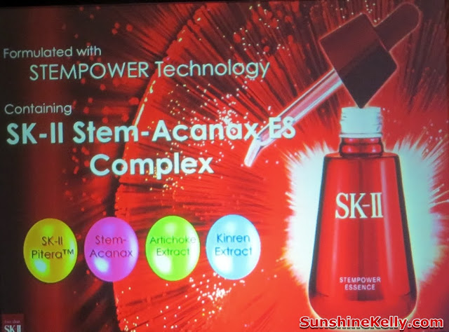 SK-II Stempower Essence, SK-II, stempower, skincare, beauty, active ingredient, artichoke, kinren extract, siberian ginseng, stem acanax, pitera