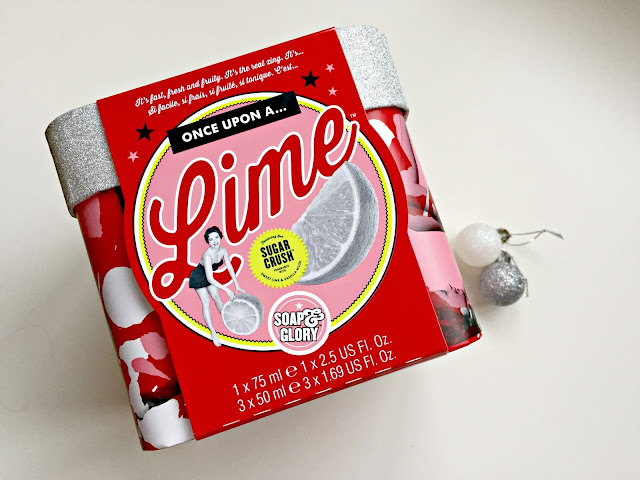 soap & glory once upon a lime