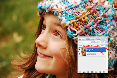 Creating Soft Focus Lens Effect in Photoshop